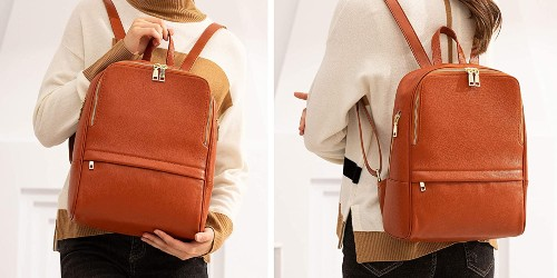 Coolcy Backpack Purse